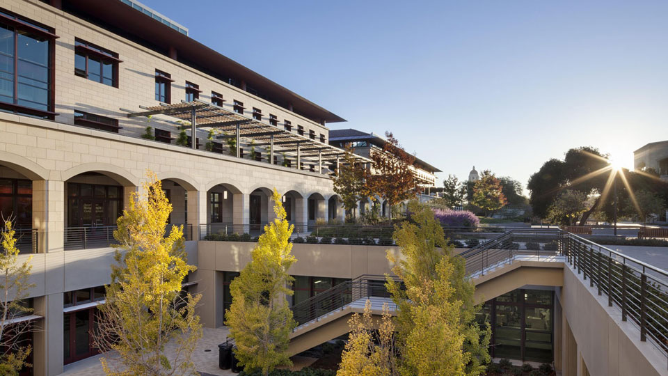 Stanford School of Engineering Center