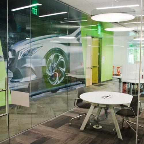 Mercedes Benz R&D